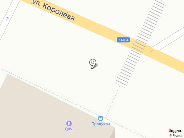 QIWI на карте Стрелецкого