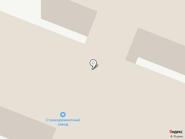Станко Металл на карте Белгорода