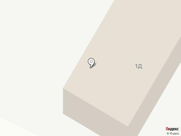 Автоцентр на карте Дубового