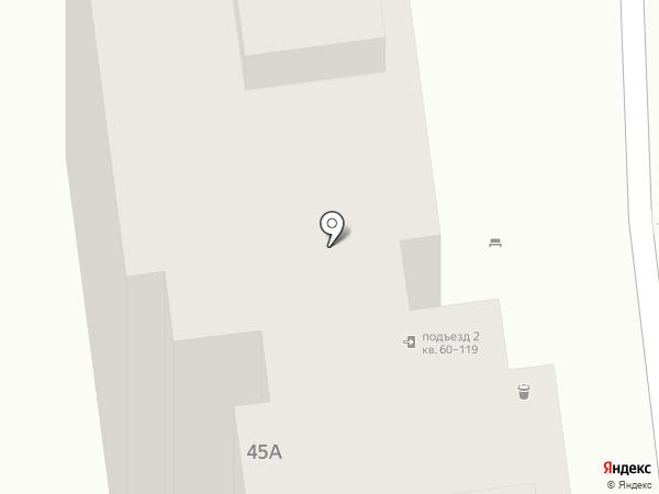 MAXYSS-IT на карте Белгорода