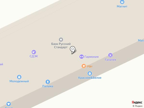 БелМедСервис на карте Белгорода