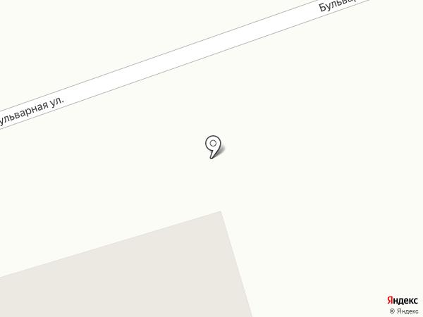 Лимон на карте Дубового
