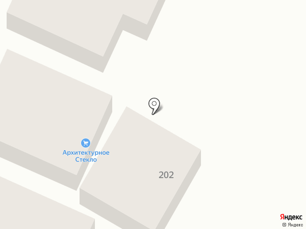 Двери Белогорья на карте Белгорода