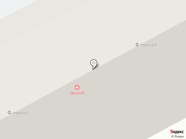 Бир Мир на карте Дубового