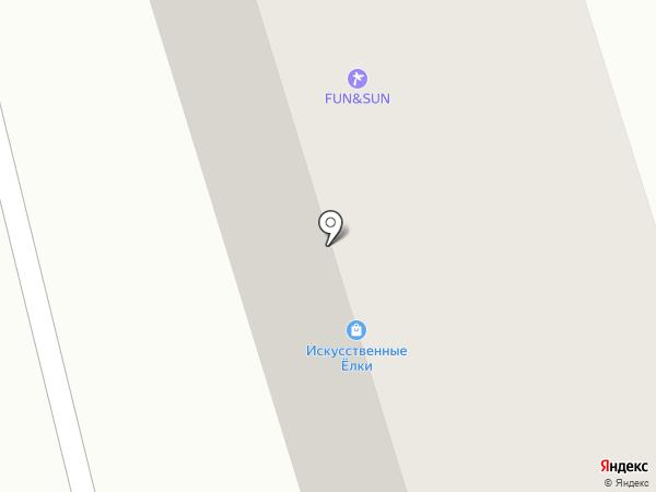 Люкс на карте Дубового