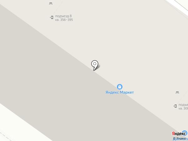 Цифра на карте Белгорода