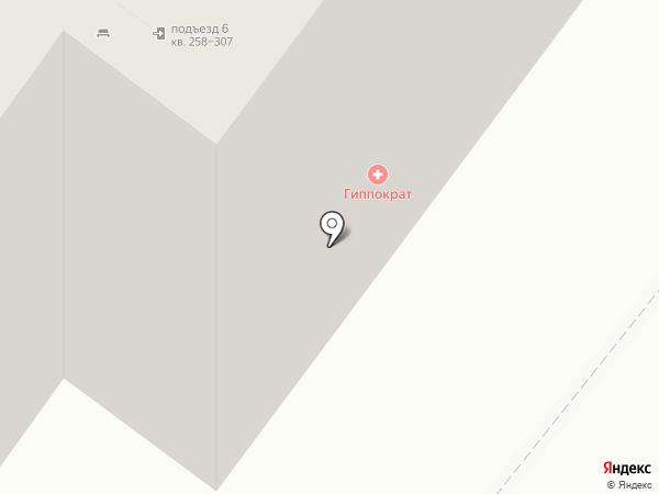 Караван на карте Белгорода