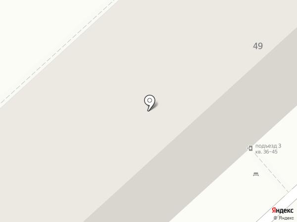 Почтовое отделение №19 на карте Белгорода