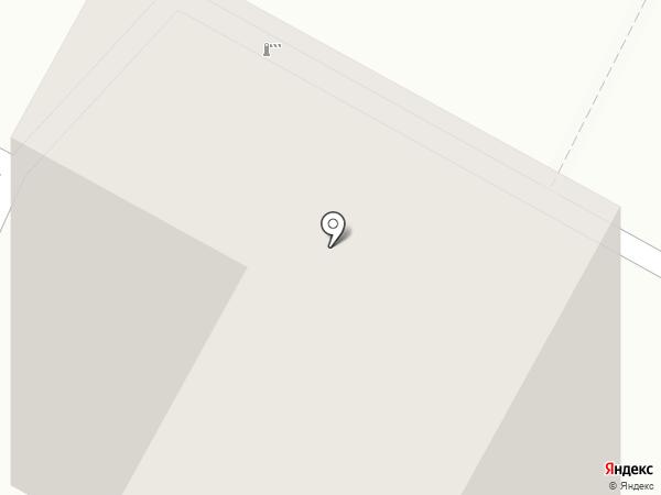 Ножницы на карте Дубового