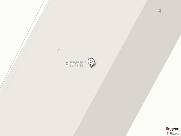 Бьюти на карте Дубового