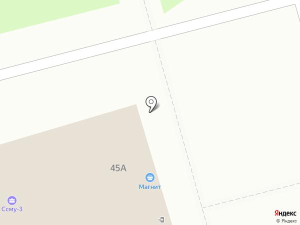 Технопарк на карте Белгорода