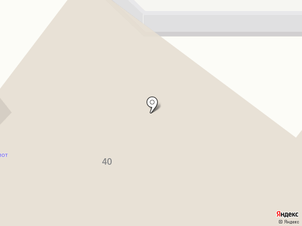 ИНТЕРРА на карте Белгорода