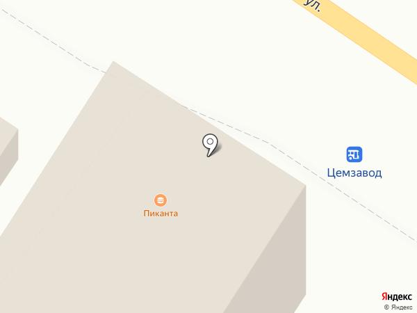 Технарь на карте Белгорода