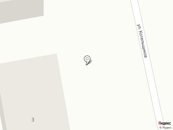 Титан Ковка на карте Белгорода