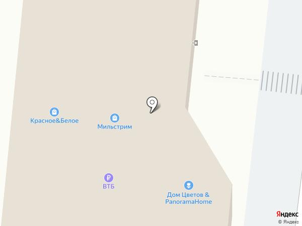 Любимый дом на карте Северного