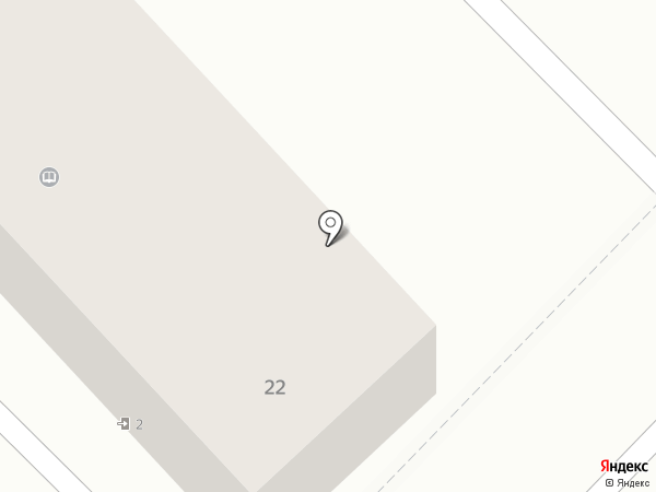 Библиотека семейного чтения №19 на карте Белгорода
