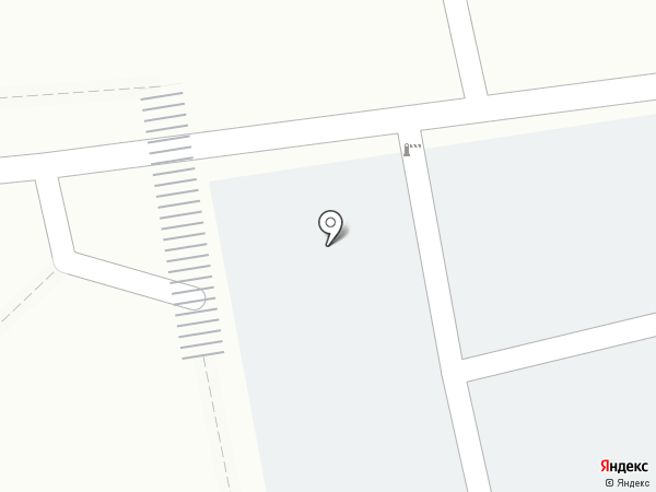 Автостоянка на карте Северного