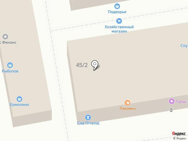 Сгомонь на карте Северного