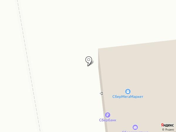 Банкомат, Сбербанк, ПАО на карте Северного