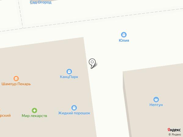 Продуктовый магазин на карте Северного