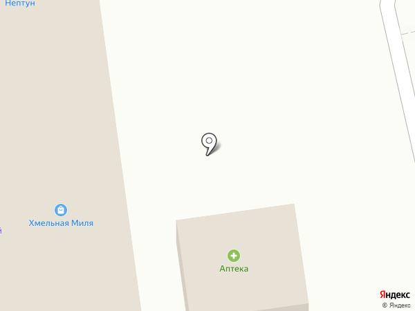 Фармком на карте Северного
