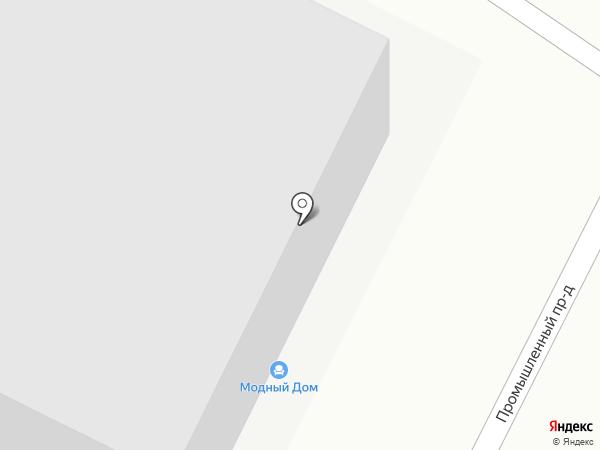 Мириада Групп на карте Белгорода