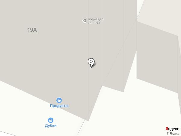 Аква Космо ТУР на карте Северного