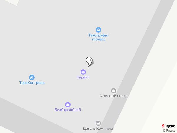 BelVending на карте Белгорода