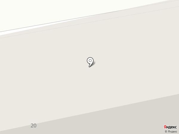 Швейная мастерская на карте Северного