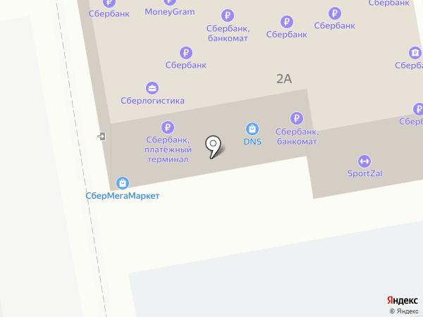 SportZal на карте Белгорода