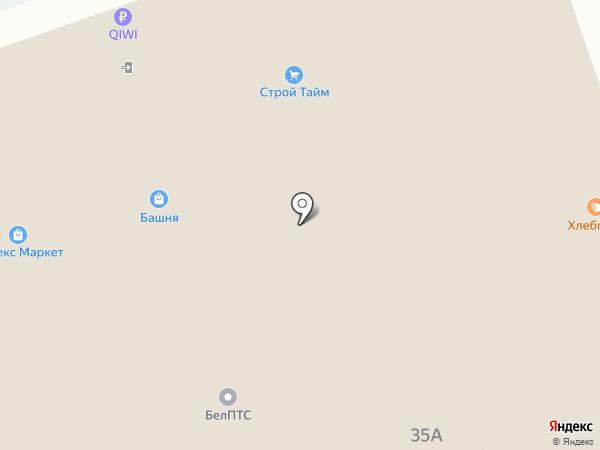 Башня на карте Таврово