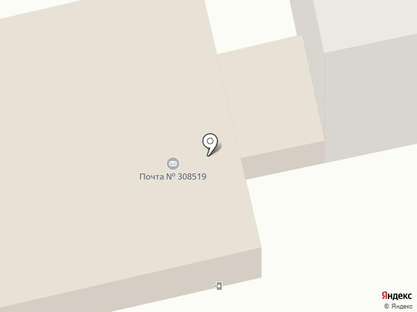 Почтовое отделение на карте Северного
