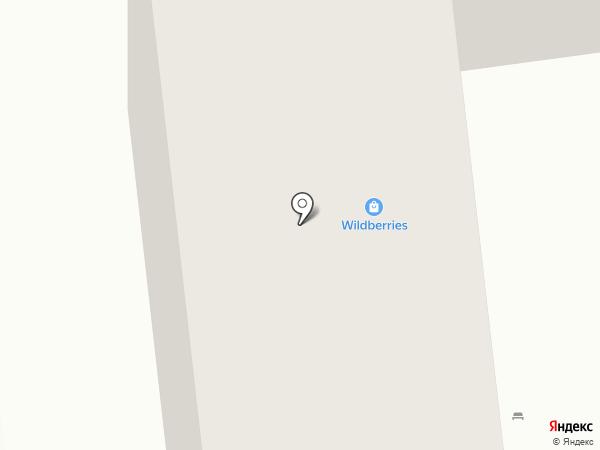 Пинта на карте Белгорода