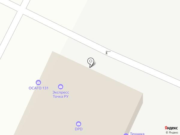ТракРесурс31 на карте Белгорода