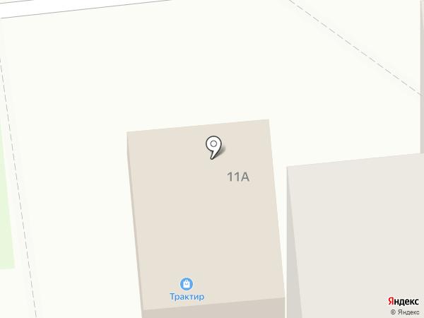 Хмельная Поляна на карте Белгорода