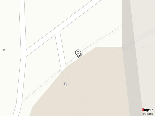 Пена на карте Белгорода