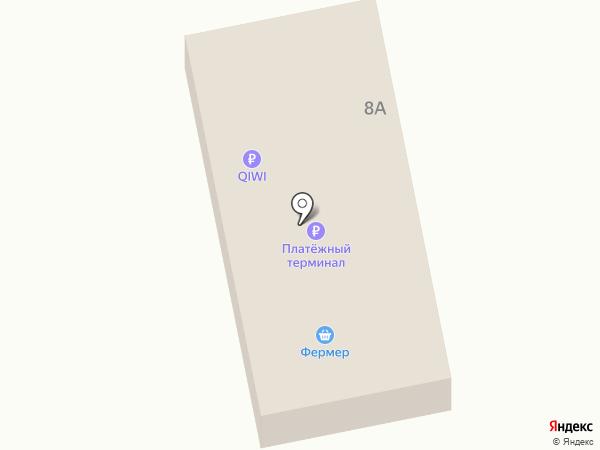 Фермер на карте Северного