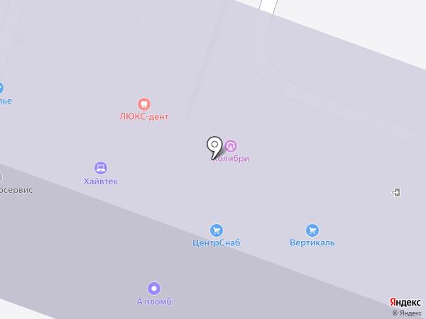 Прокуратура Белгородской области на карте Белгорода