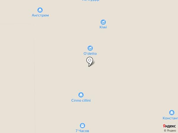 М-сервис на карте Белгорода