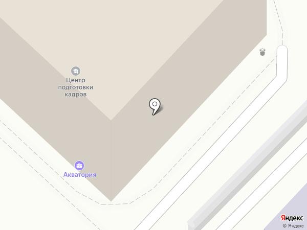 Инстинкт проект на карте Белгорода