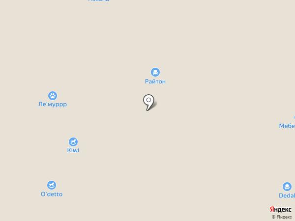 ДИК на карте Белгорода