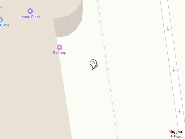 iPizza на карте Белгорода