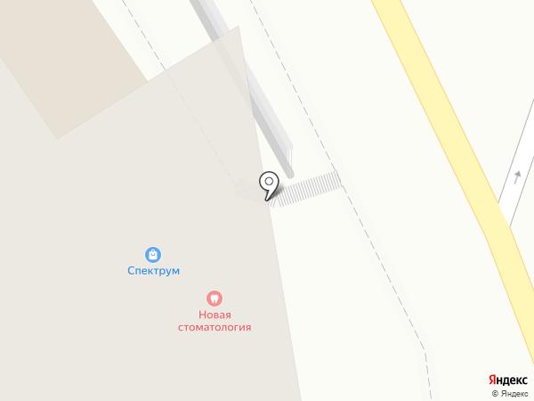 СПЕКТРУМ на карте Белгорода