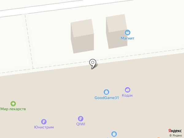 Банкомат, Промсвязьбанк, ПАО на карте Белгорода
