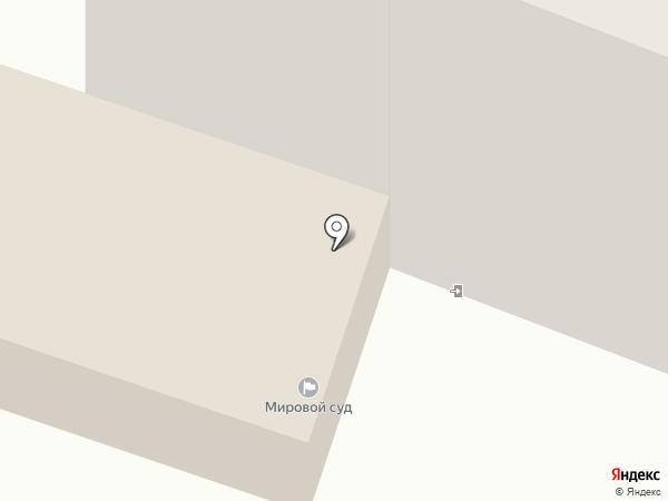 Мировой суд Белгородского района на карте Белгорода