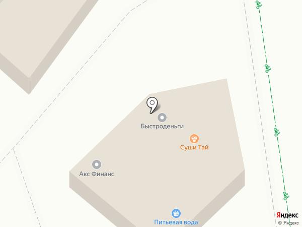 Ван Гог на карте Белгорода