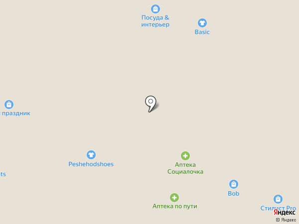Lady secret на карте Белгорода