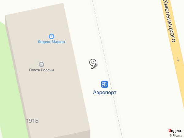 Ваша Аптека на карте Белгорода