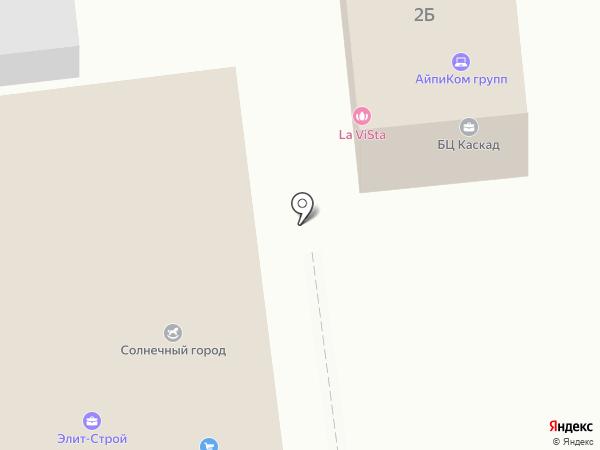 Аскон-ЦР на карте Белгорода