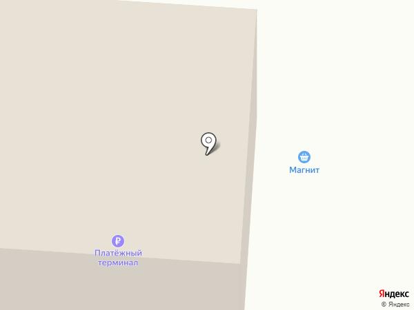 Магнит на карте Таврово